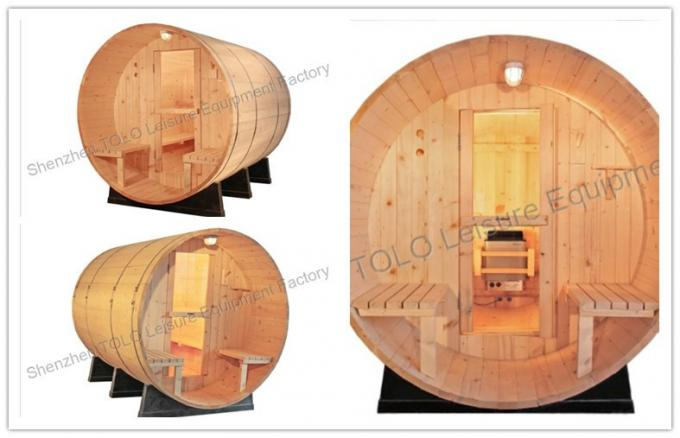 Outdoor Sauna Cabins
