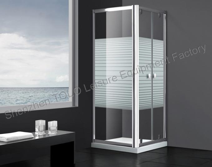 Steam Room Glass Enclosed Showers