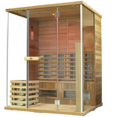 China Full Spectrum Far Infrared Sauna Cabin supplier