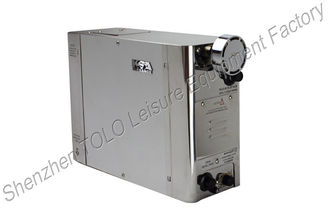 China Single Phase Steam Room Steam Generator Cuboid 3.0kw 220v - 230v For Steam Bath supplier
