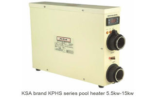 China Above Ground Electric Swimming Pool Heater supplier