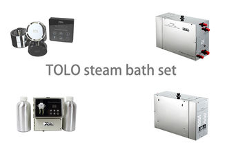 China Electric Steambath Generator / Steam Room Steam Generator 3 Phase supplier