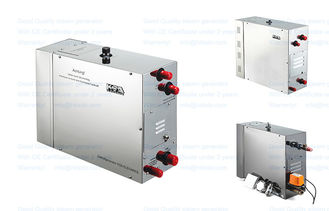 China Automatic 5kw Steam Bath Generator For Residential / Commercial Steam Bath supplier