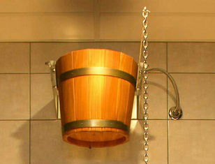 China Durable Downpour Sauna Shower , Handcrafted Cold Heavy Rain Shower supplier