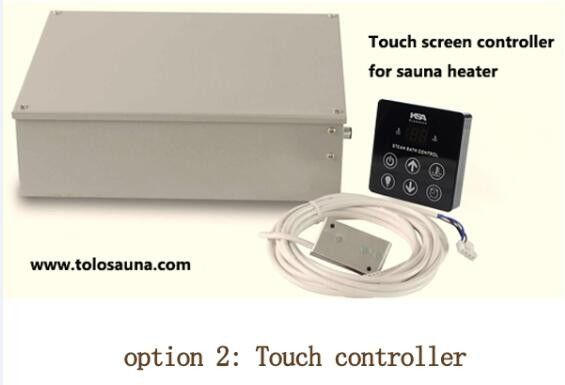 3kw-36kw High Power Electric Sauna Heater For Residential / Commercial , Single / 3 Phase