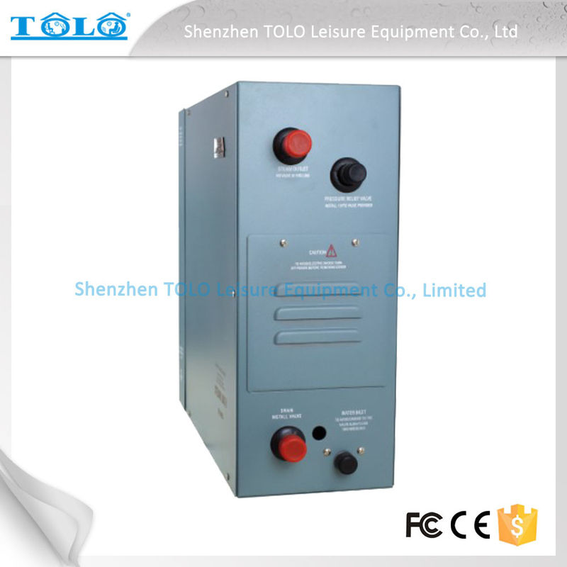 Commercial Steam Room Generator / Steam Electric Generator For ...