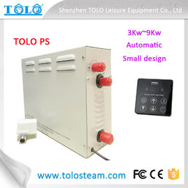 China Commercial spa Electric Steam Generator portable for steam rooms distributor