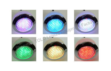 1Watt 12V Colorful Steam Room Accessories Steam Room Light Waterproof