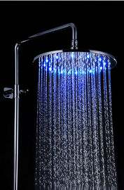 China High Pressure Rain Showers Heads , Φ300 x 9mm Stainless Steel Shower Head distributor